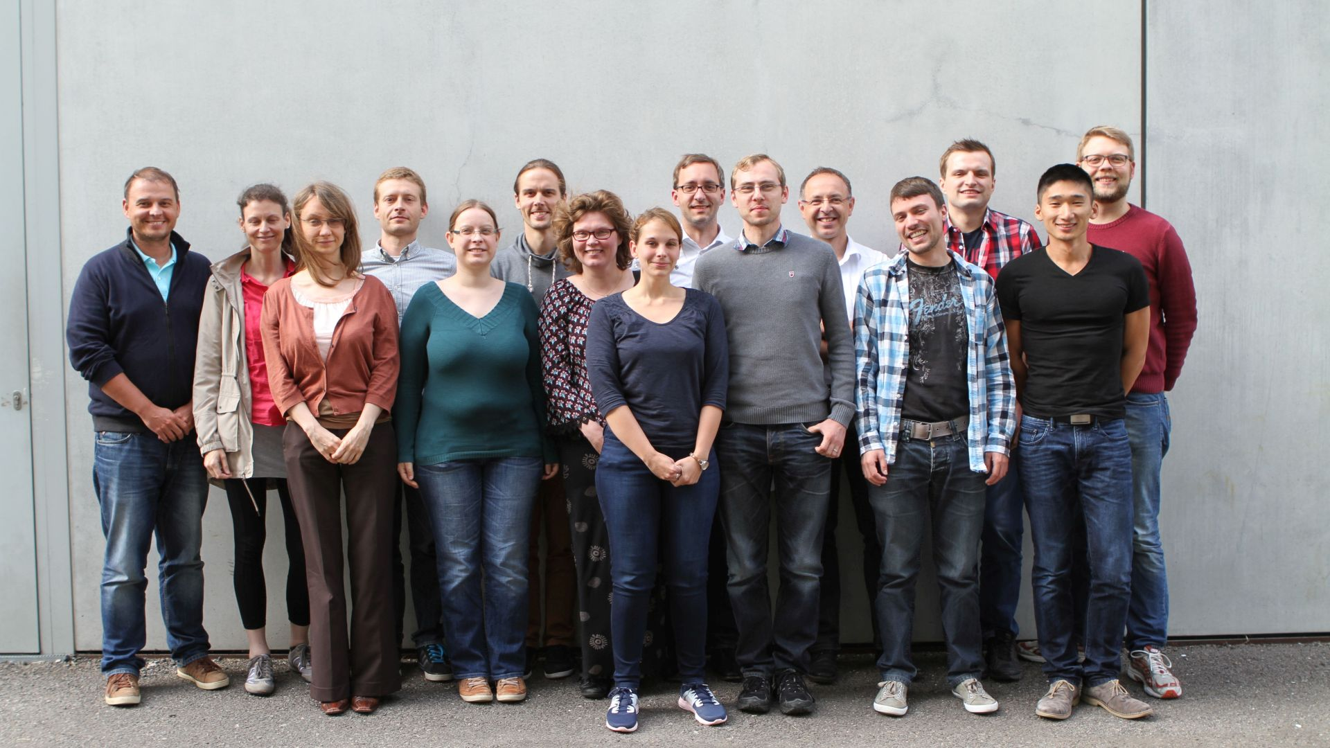Doktoranden des hciLab, des DFKI Kaiserslautern und der AG wearHEALTH trafen sich am 14. Juli zu einem eintägigen interdisziplinären Doktorandenworkshop an der Universität Stuttgart